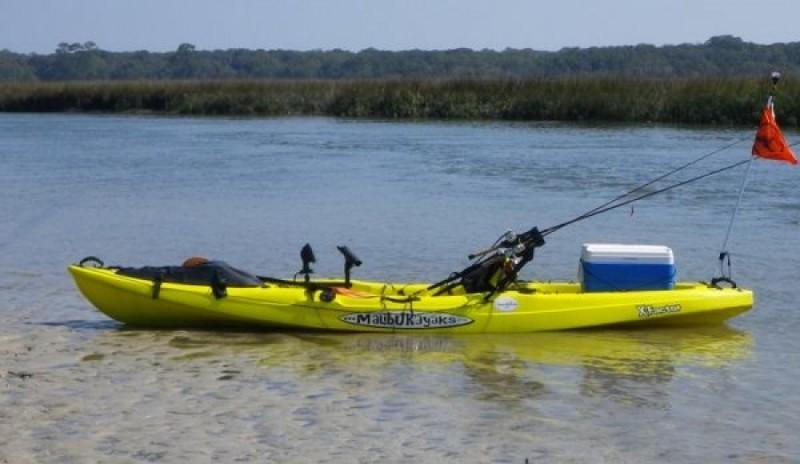 Malibu x factor 13 fishing kayak review for 13 fishing origin c
